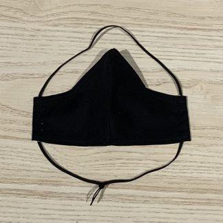 lune masque noir 3-10 ans