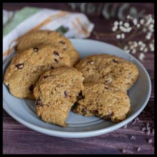 la pause magique biscuits pépites chocolat