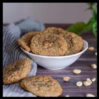 la pause magique biscuits arachides