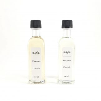 fragrance naturelle DIY Marée chandelles