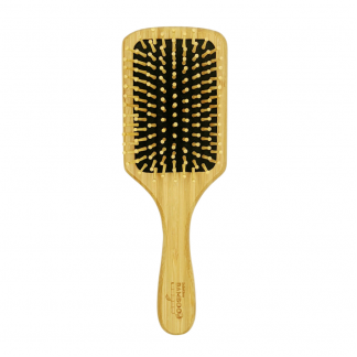 solution bambou brosse cheveux