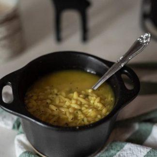 la pause magique mélange soupe aux nouilles