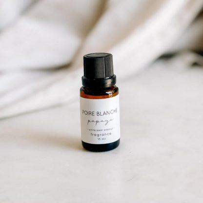 maree fragrance poire blanche