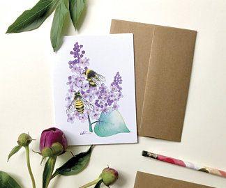 katrinn illustration carte lilas