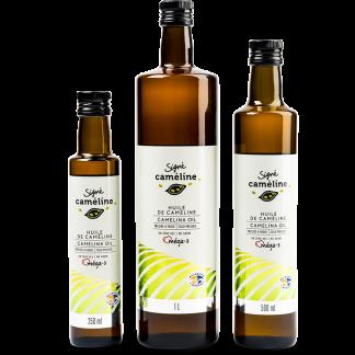 Oliméga - Huile et miels de caméline