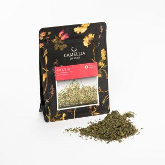 caméllia sinensis la menthe sac de 50g