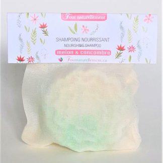tout naturellement shampooing nourrissant solide