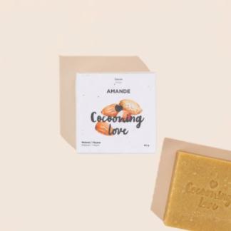 cocooning love savon amande