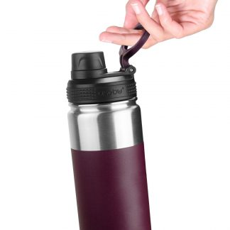 asobu bouteille gourde isolée isotherme alpine flask
