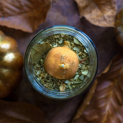 nektar créations bougie la récolte