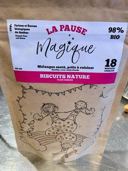 la pause magique mélange a biscuits nature