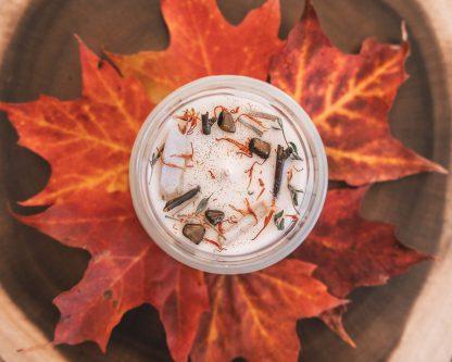 soirées d'automne bougie nektar créations