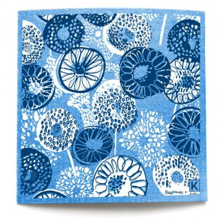 kliin essuie-tout grand bleu