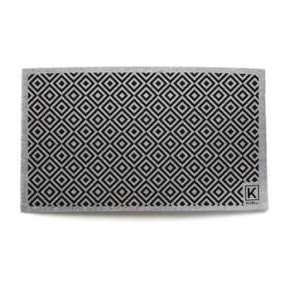 DIAMANT tapis absorbant gris