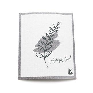 kliin essuie-tout réutilisable compostable simply good